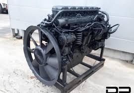 Двигатели Scania DC11 02