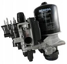 APS: Система подготовки воздуха