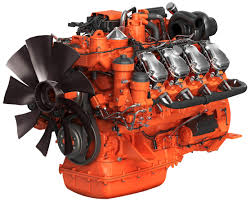Двигатель D12D мощностью в 420 л